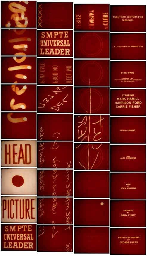 Credits & Leaders Thread - Original Trilogy