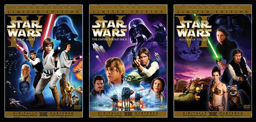 Which Star Wars Complete Saga Br To Buy Steve Hoffman Music Forums
