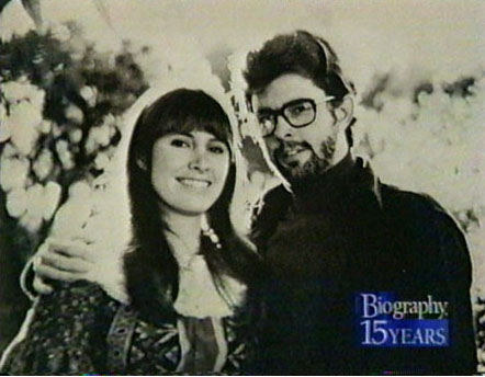 Marcia and George in 1971 according to John Baxter